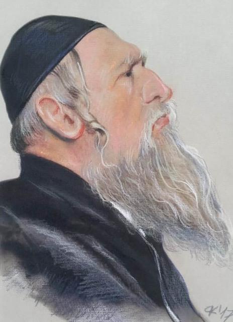 Głowa starego Żyda, 2017