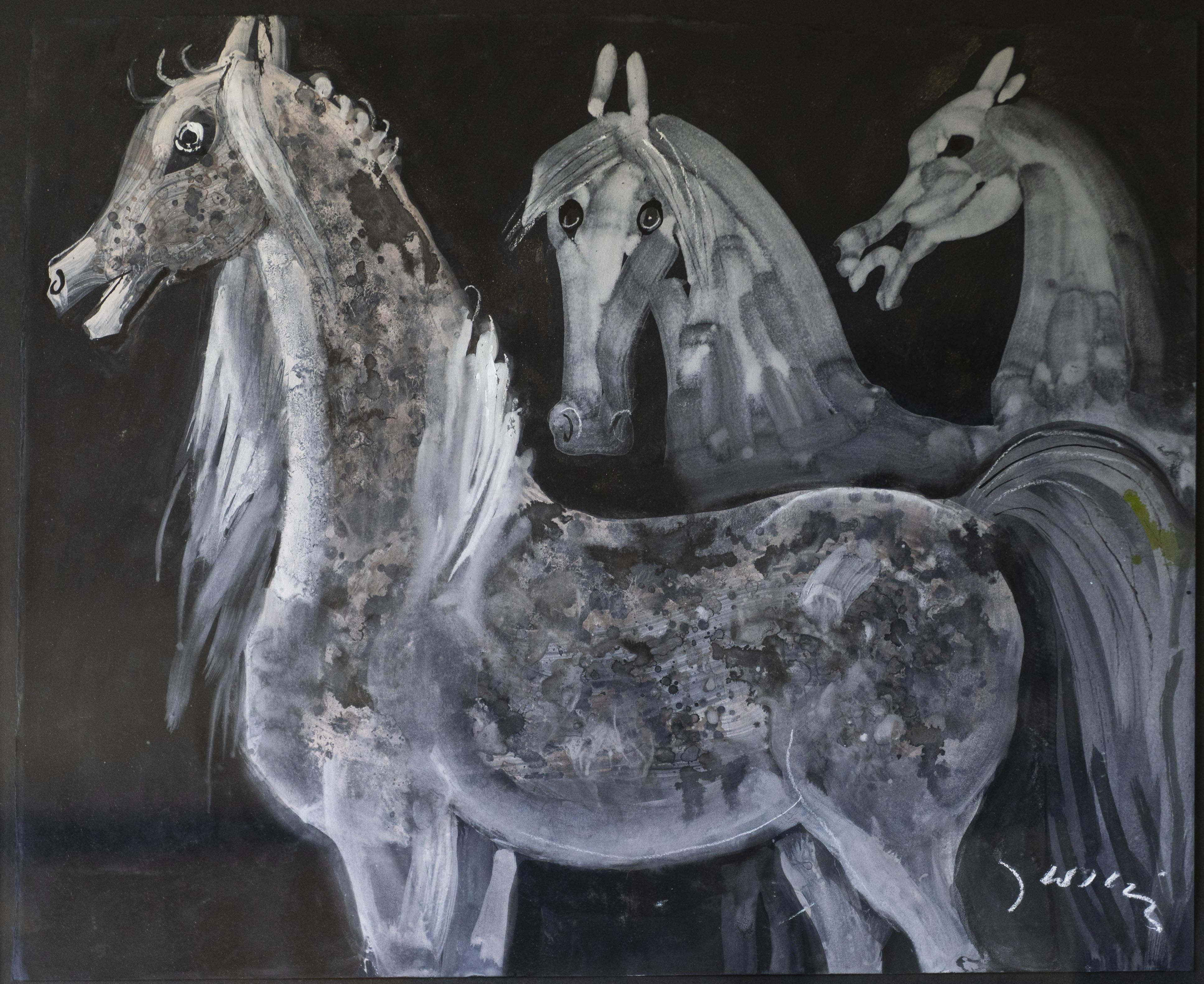 """""""Konie Trzy Srokacze"""""""