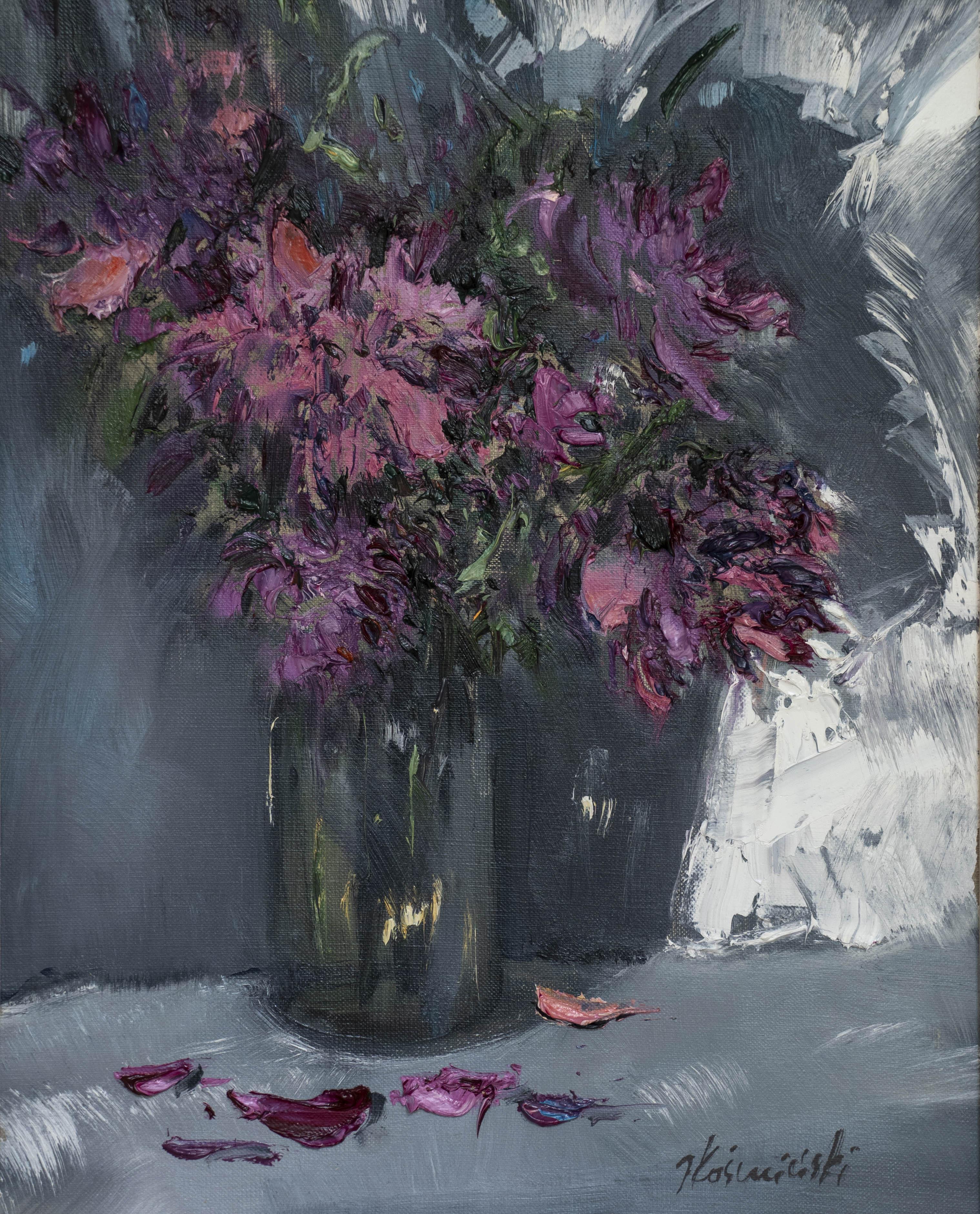 """""""Kwiaty - Piwonie"""", 2020"""