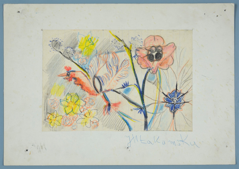 Kwiaty, 1965