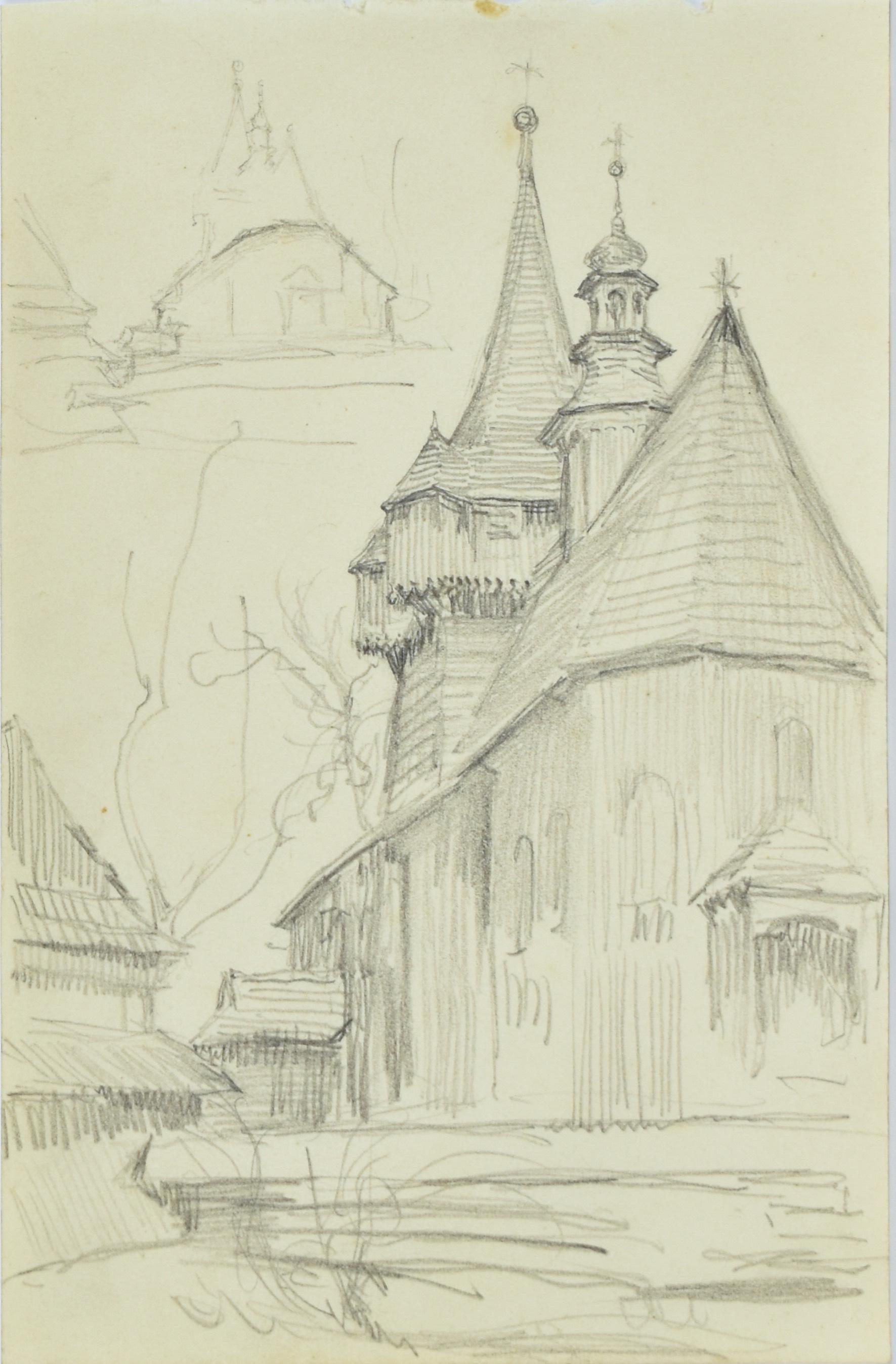 Kościół w Woli Radziszowskiej