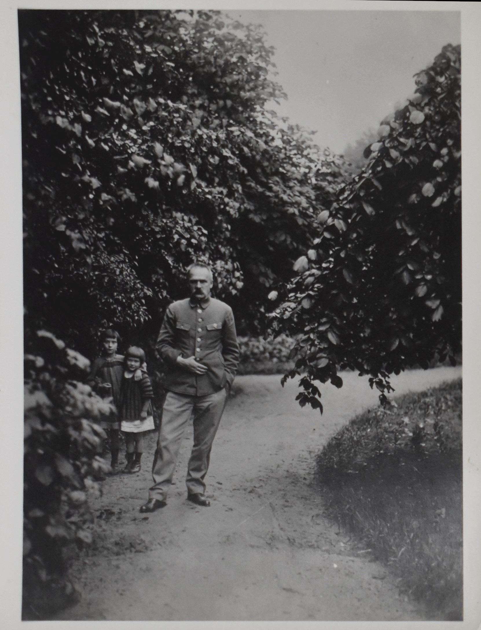 Józef PIŁSUDSKI (fotografia)