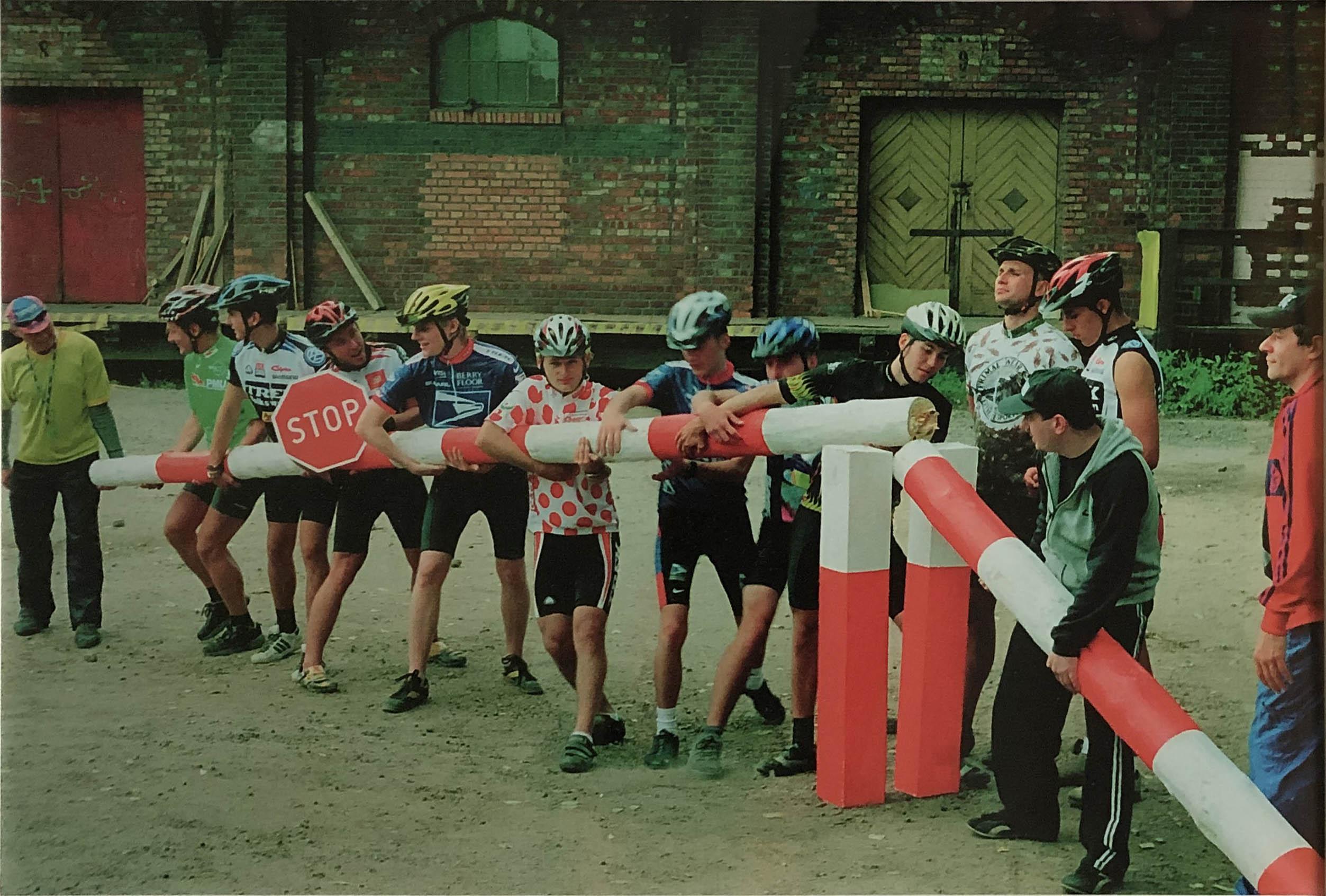 Kolarze z cyklu Pozytywy, 2004