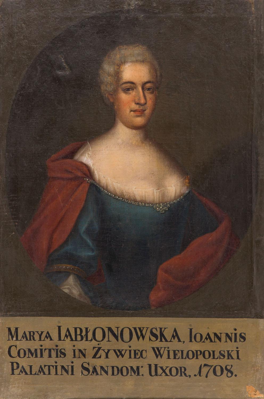 """""""MARYA IABŁONOWSKA"""", 1708"""