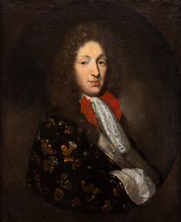 Portret francuskiego szlachcica, XVII wiek