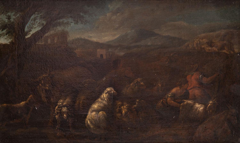 Pasterze w typie Leandro Bassano