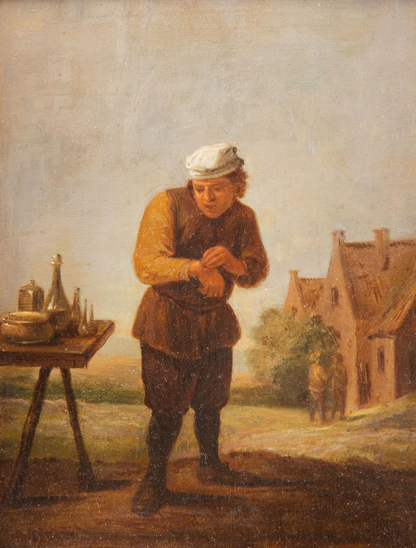 David Teniers młodszy, w typie