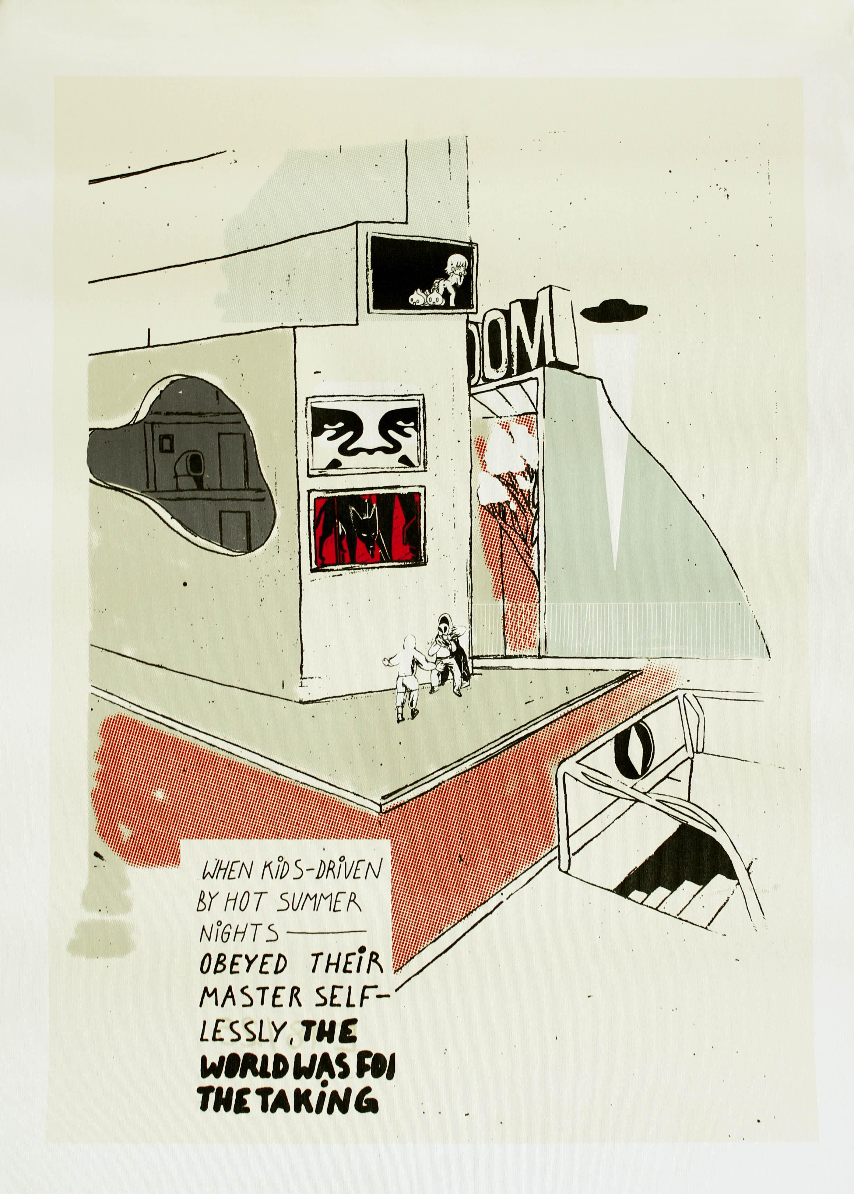 City kids, 2012, ed. 6/25