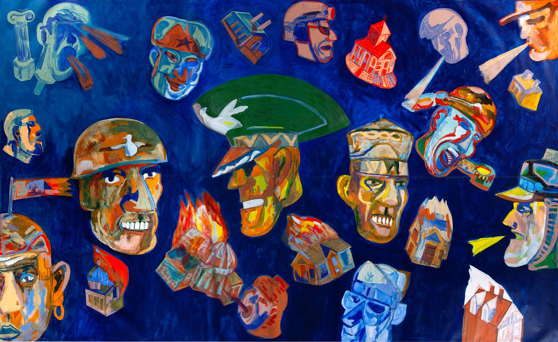 """""""Niech żyje wojna!"""", 1991"""