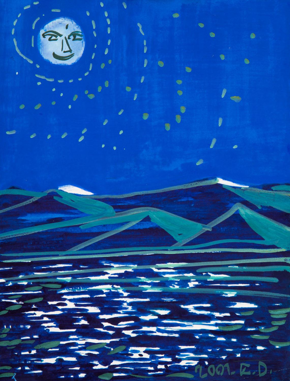 """""""Wesoły księżyc z północy"""", 2002"""
