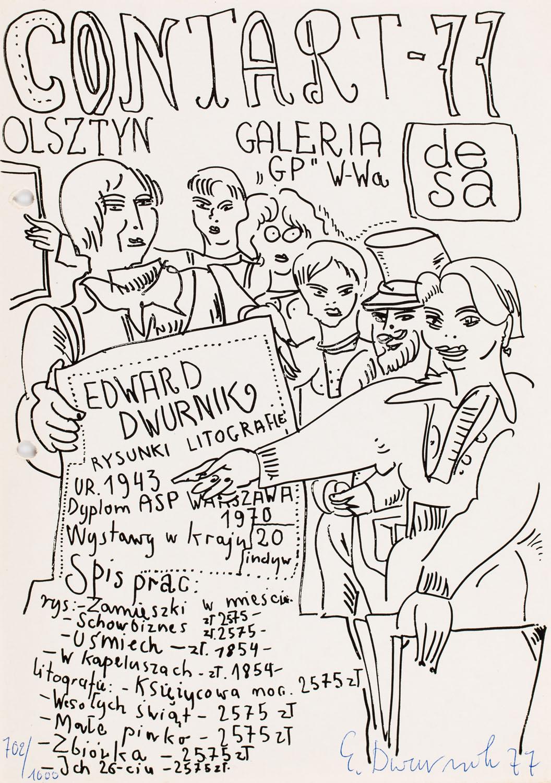 """""""Contart-77"""", 1977"""