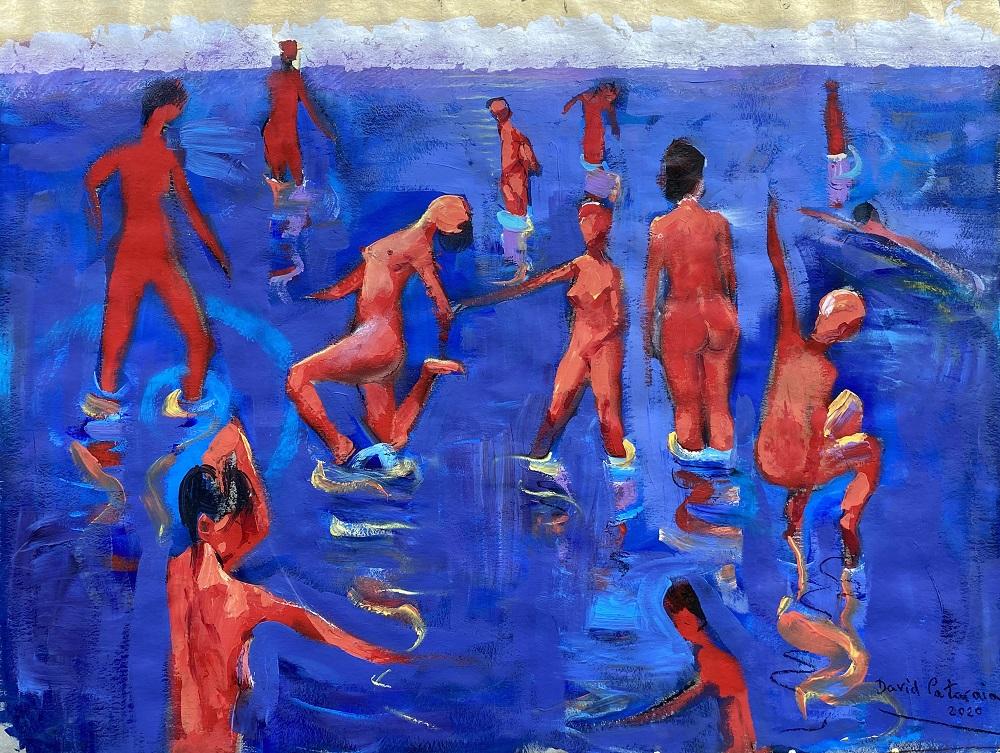 Radość kąpieli, 2020