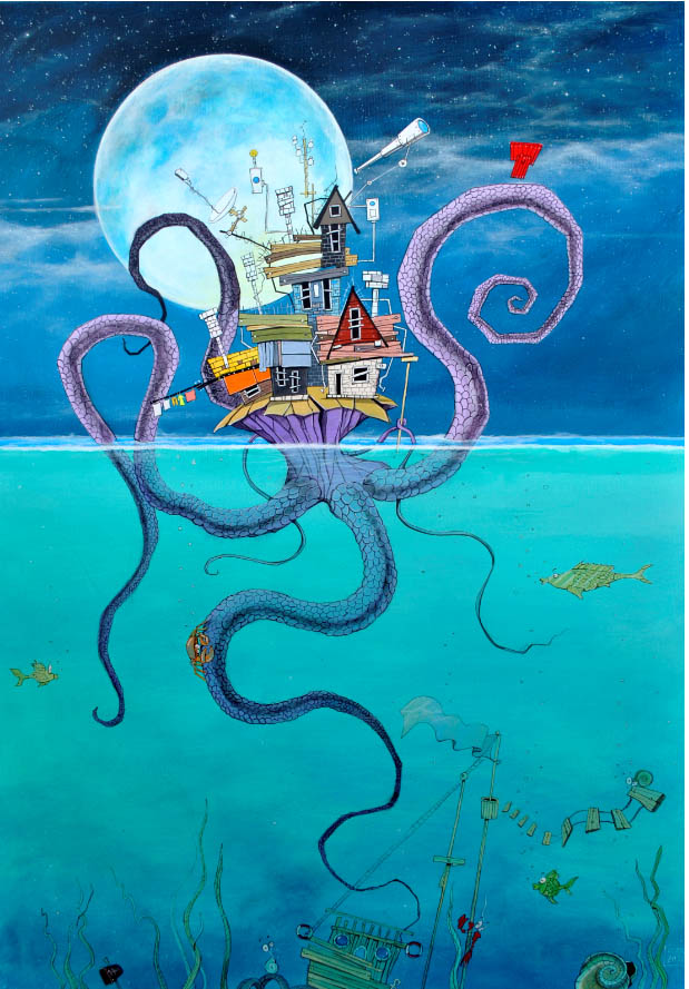 Wyspa Krakena, 2020