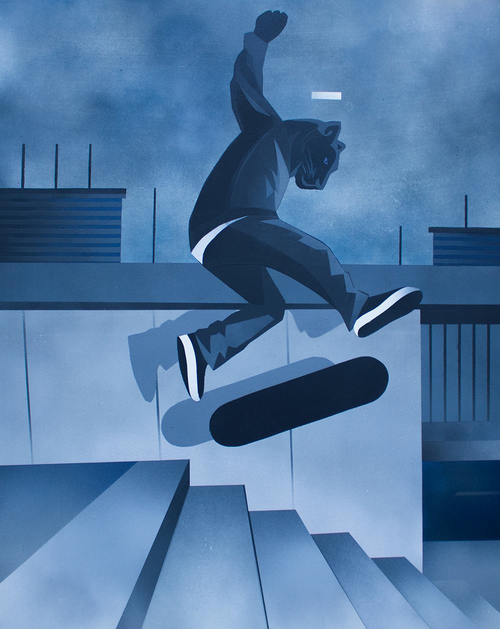 Panther Flip, 2020