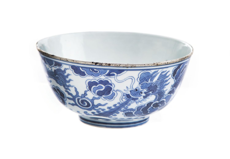 Czarka typu Bleu de Hue, XIX w.