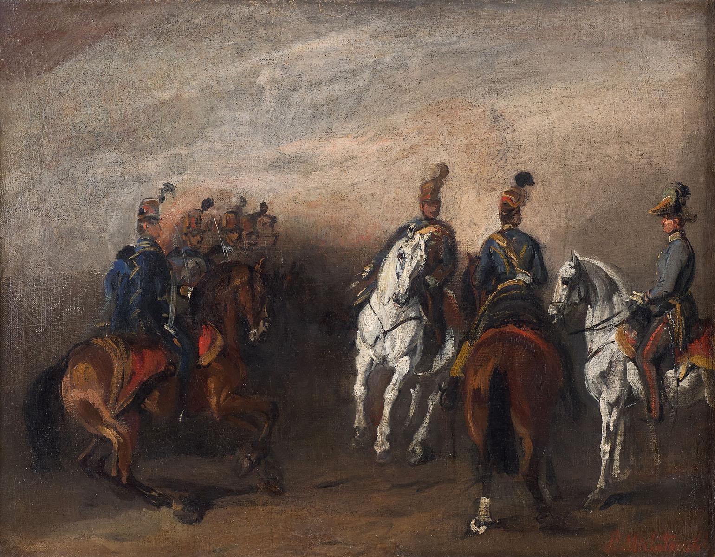 Husary austriackie, 1840-1850