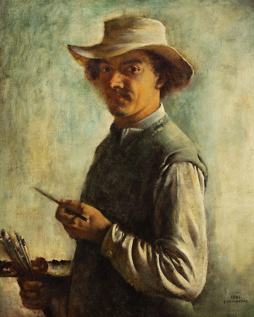 Autoportret, 1935