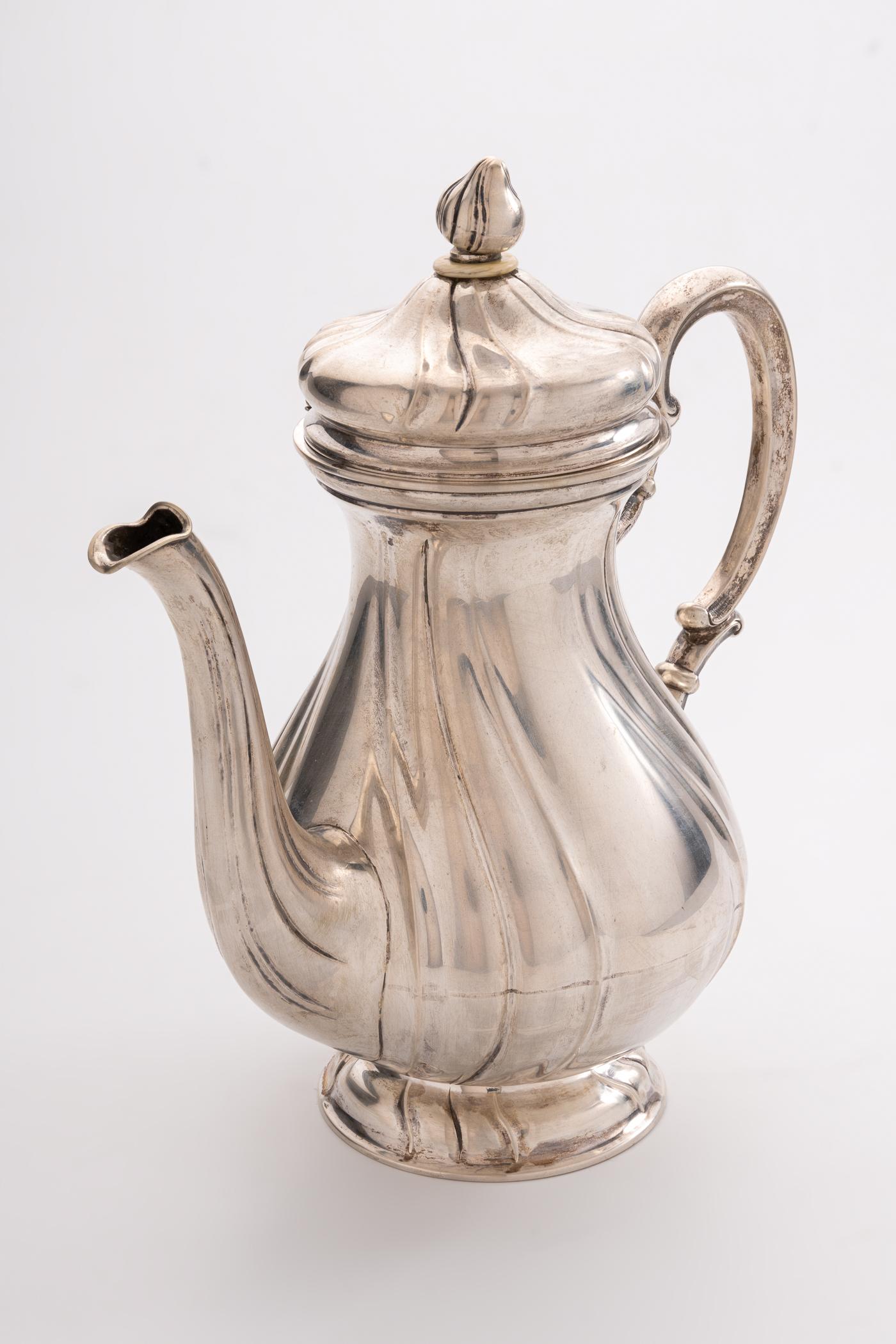 Czajnik na herbatę, Słowacja 1929-1941