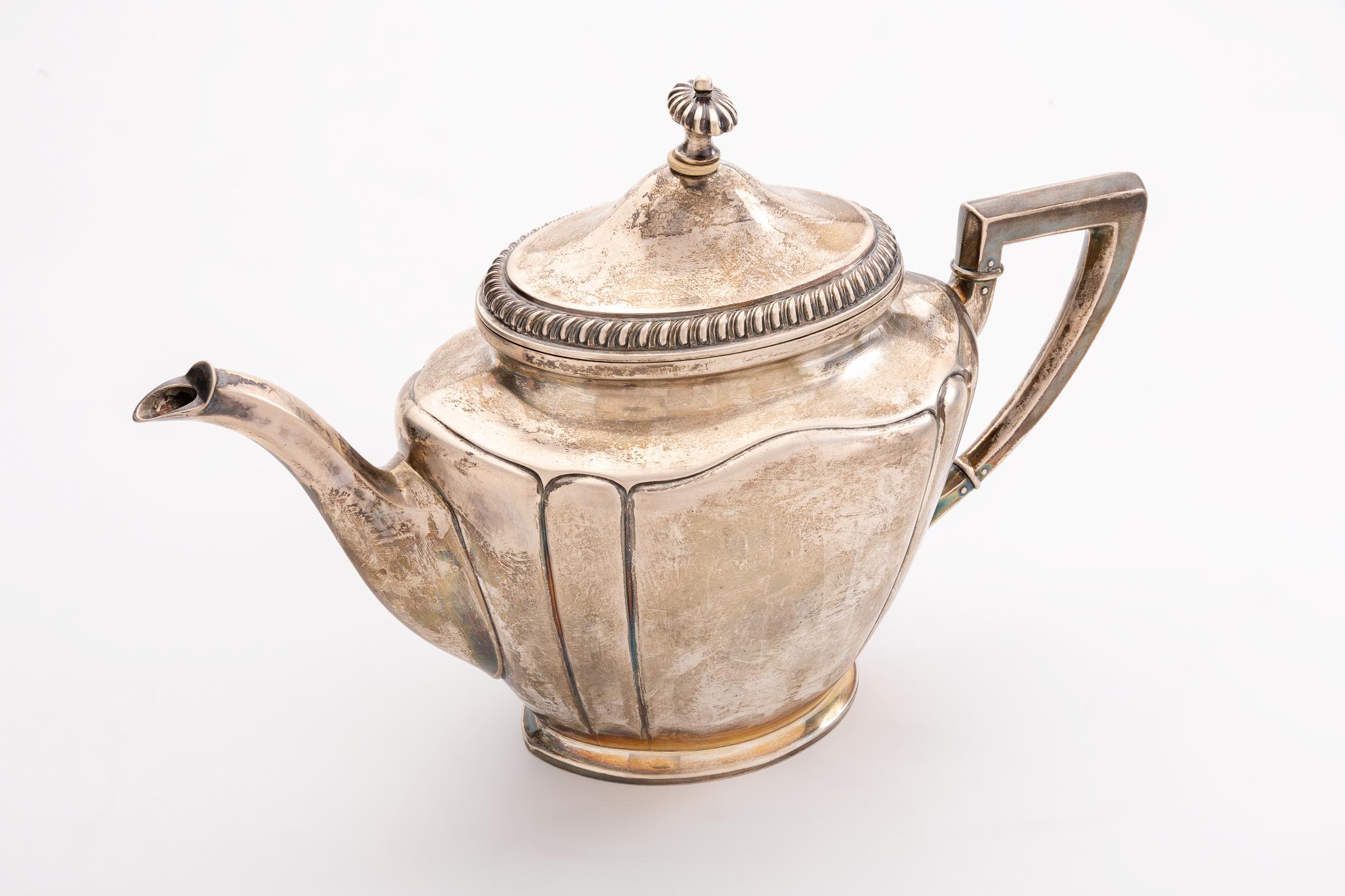 Imbryk na herbatę, Niemcy, I poł. XX w.