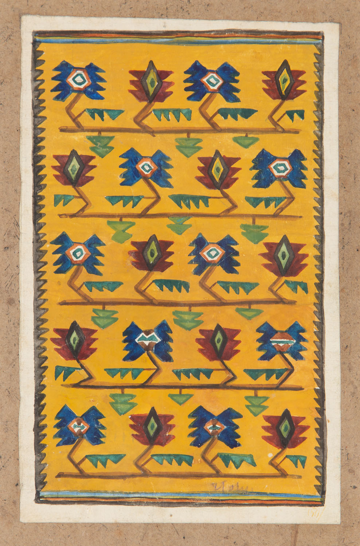Projekt kilimu, lata 20.-30. XX.