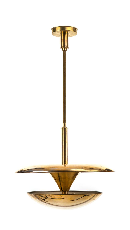Lampa sufitowa, lata 30. XX w.