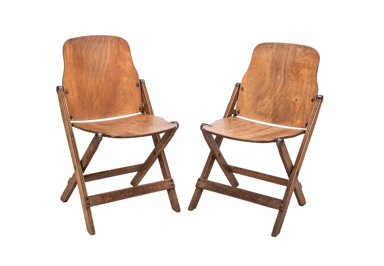 Para krzeseł, lata 40. XX w.