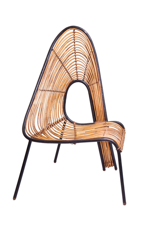 Fotel, lata 50.-60. XX w.