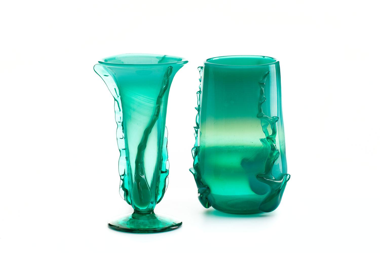 Para wazonów, lata 70. XX w.
