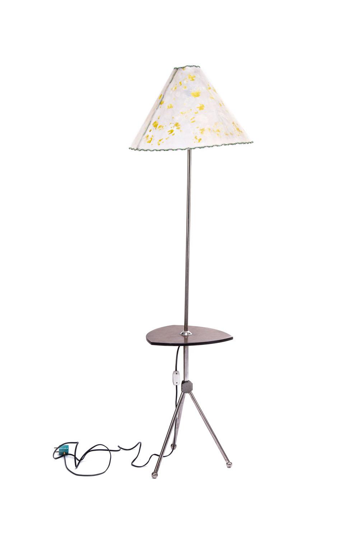 Lampa podłogowa, lata 60. XX w.