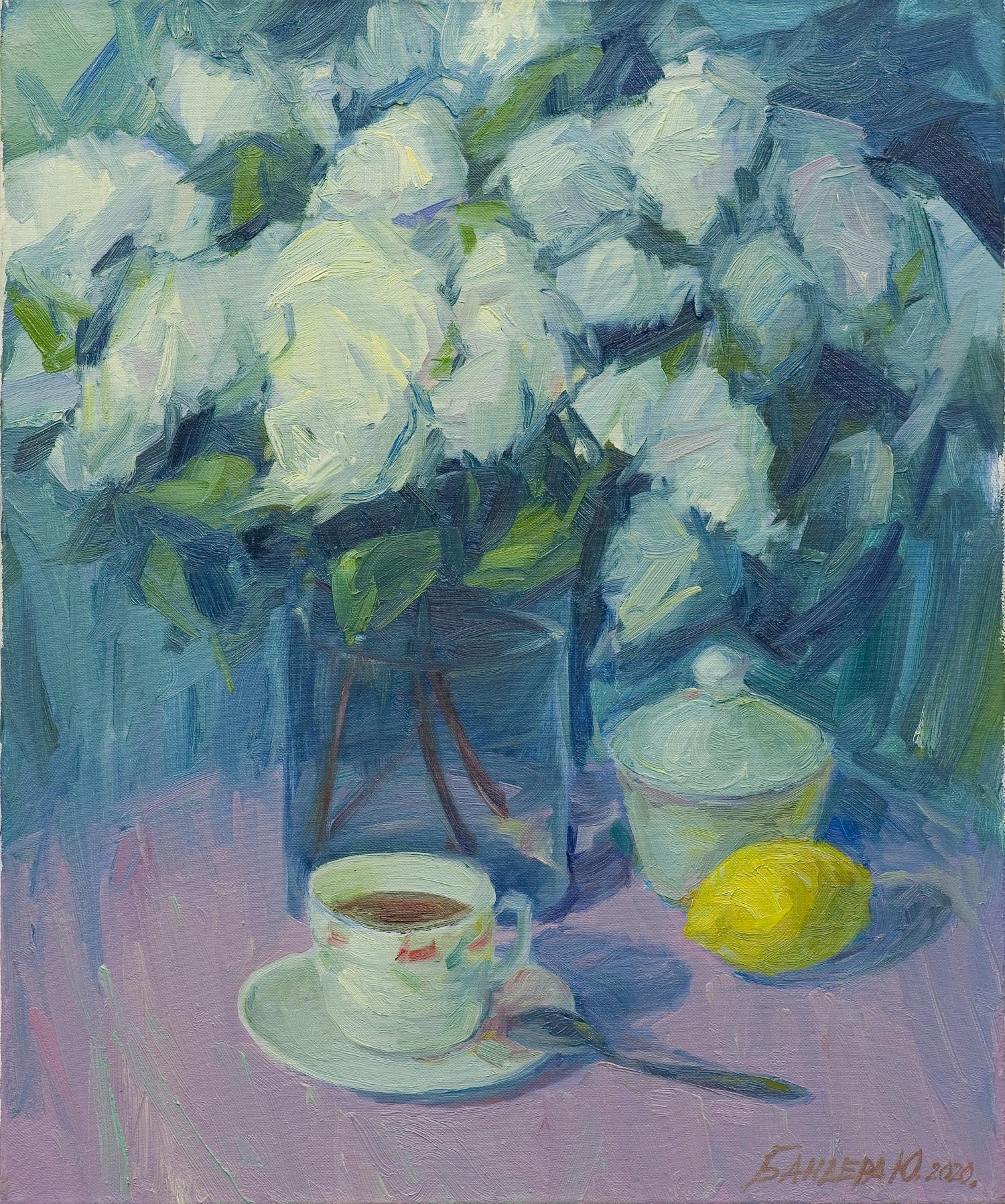 Herbata z cytryną, 2020