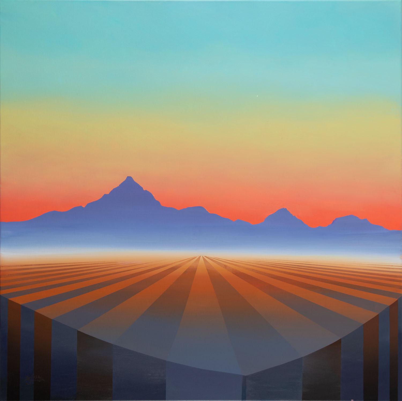 Ziemia malarza. Harmonia, 2020