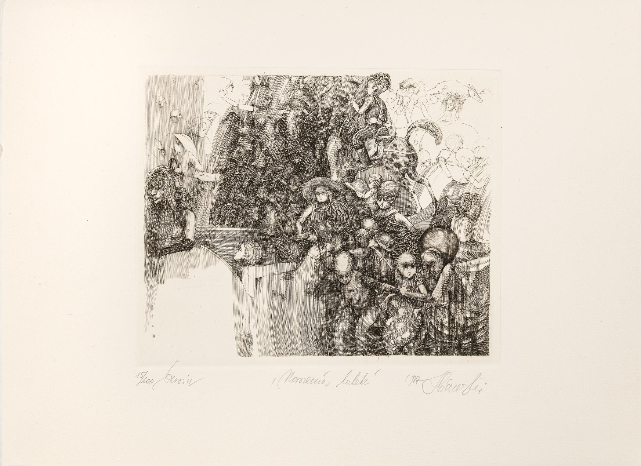 Marzenia lalek, 1987