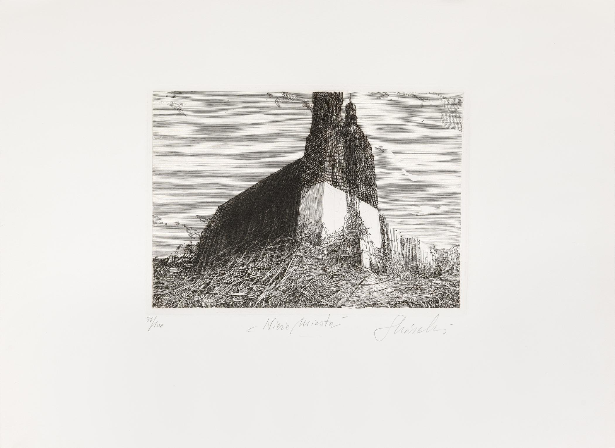 Wieże miasta, 1994