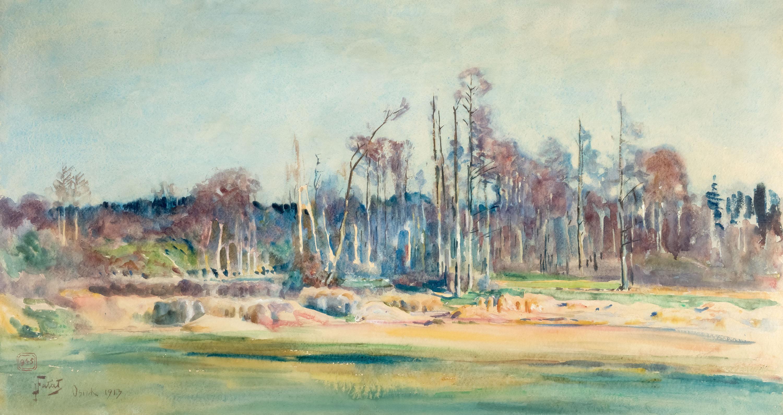 Osiek, 1913 r.