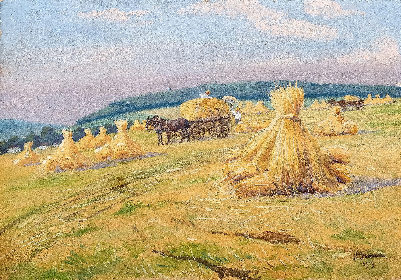 Zwózka, 1919 r.
