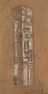Stela religijna, 1951