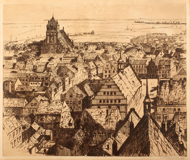 Miasto uniwersyteckie, 1911 r.