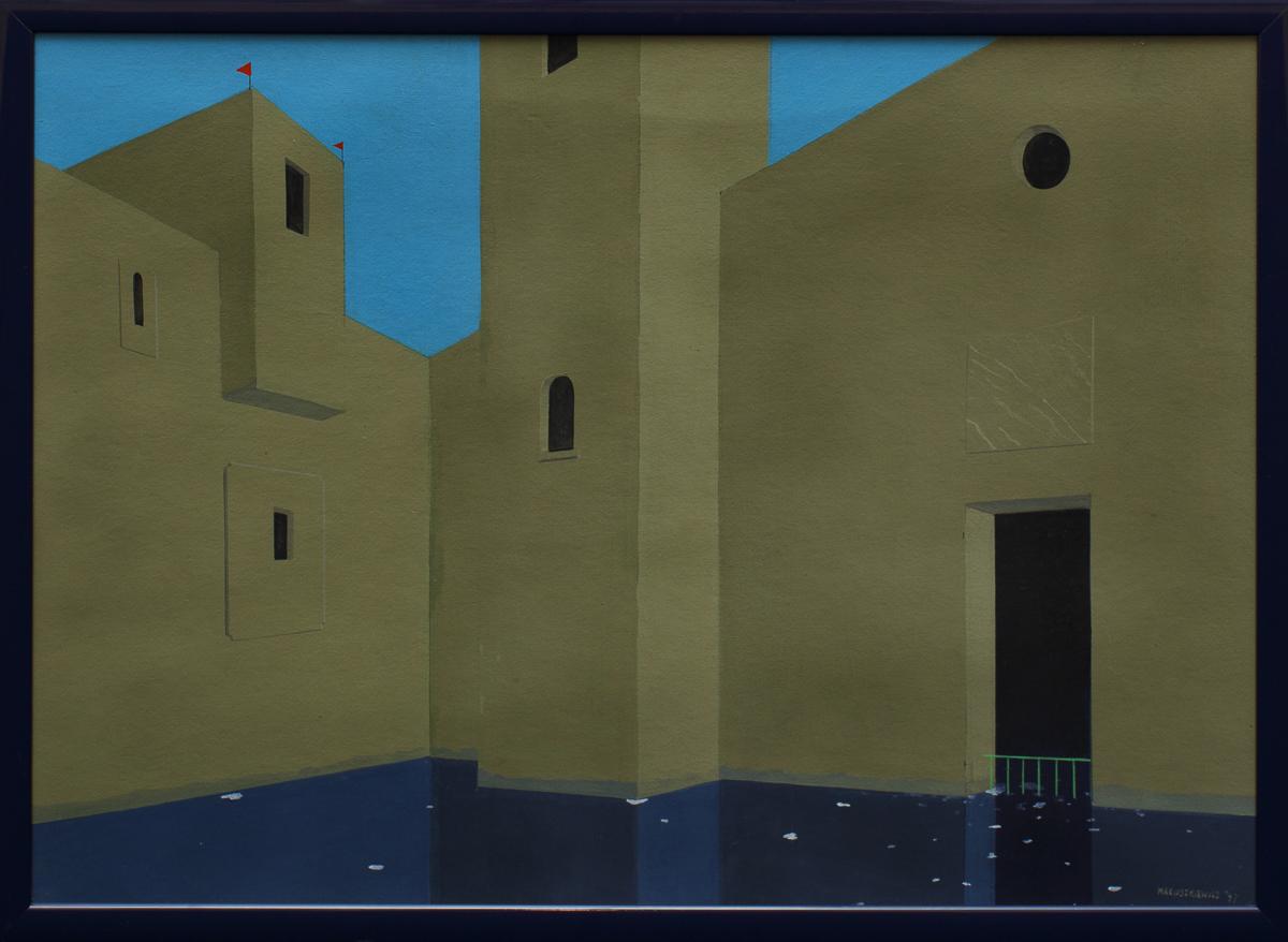 Zagubione wejście, 1997