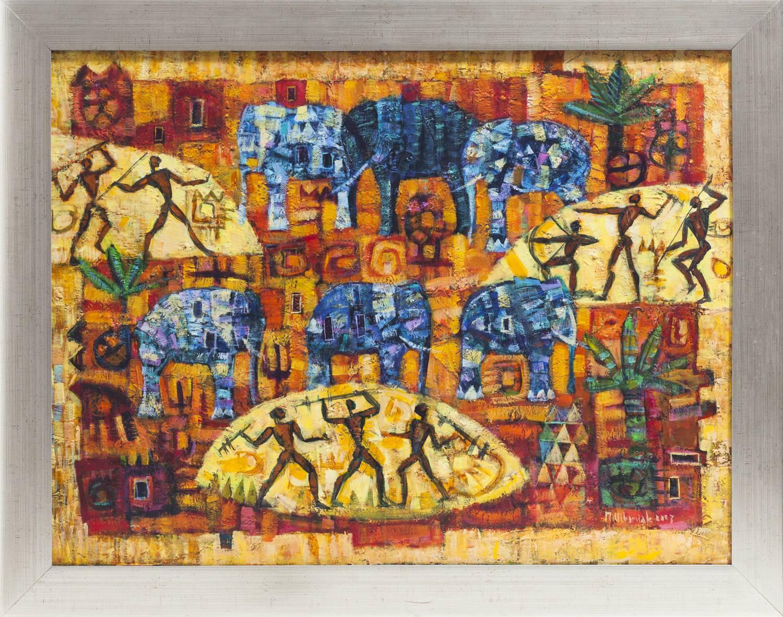 Opiekunowie słoni, 2003