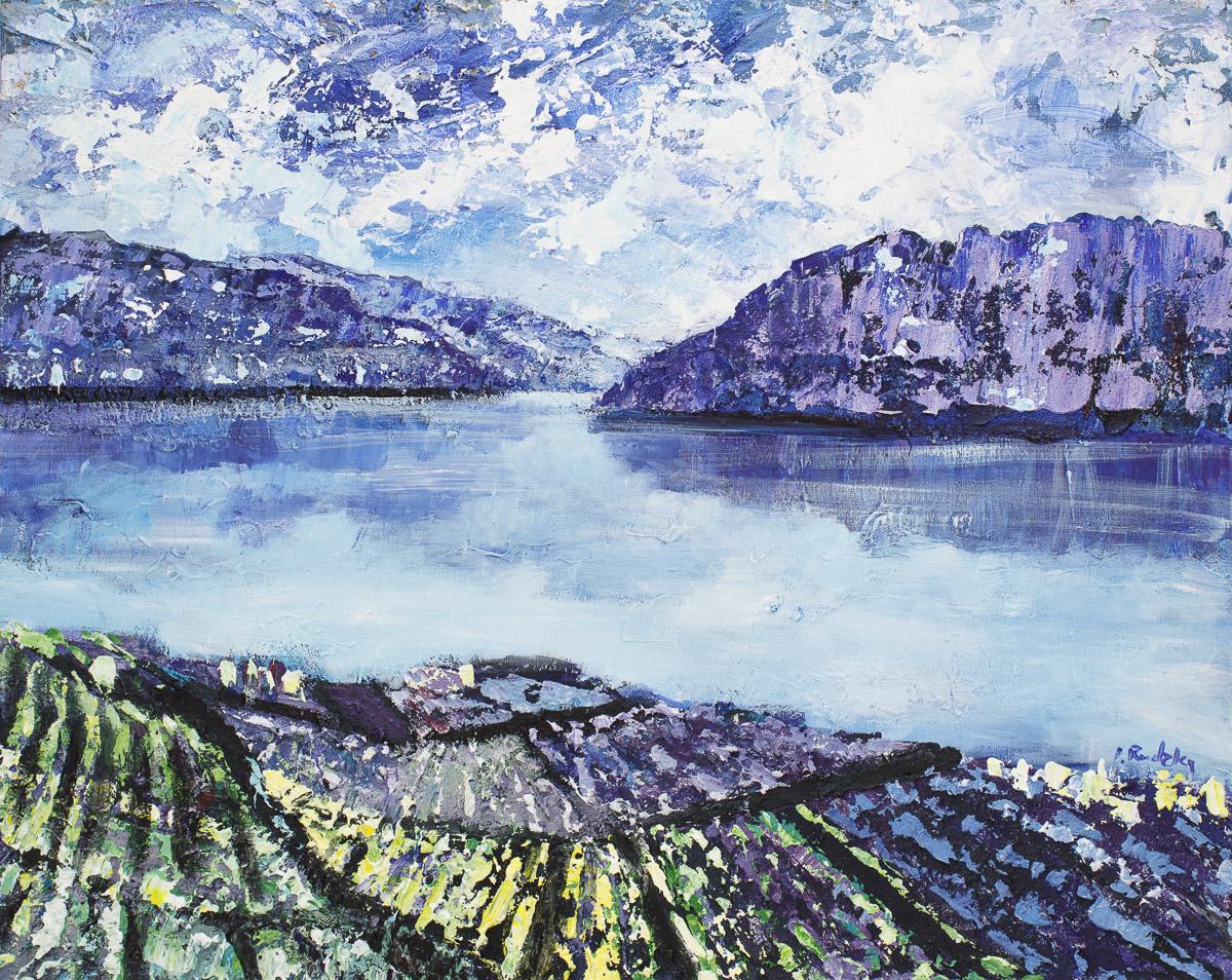 Jezioro i góry, 2020