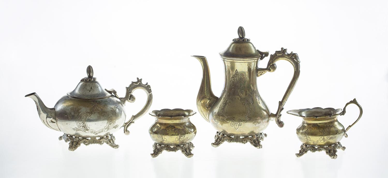 Komplet do kawy i herbaty
