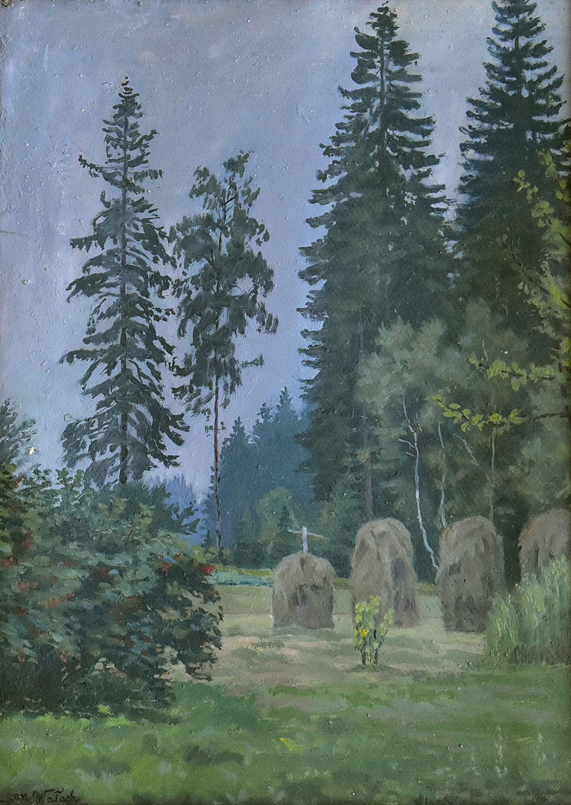 """""""Dzień lipcowy"""", 1960"""