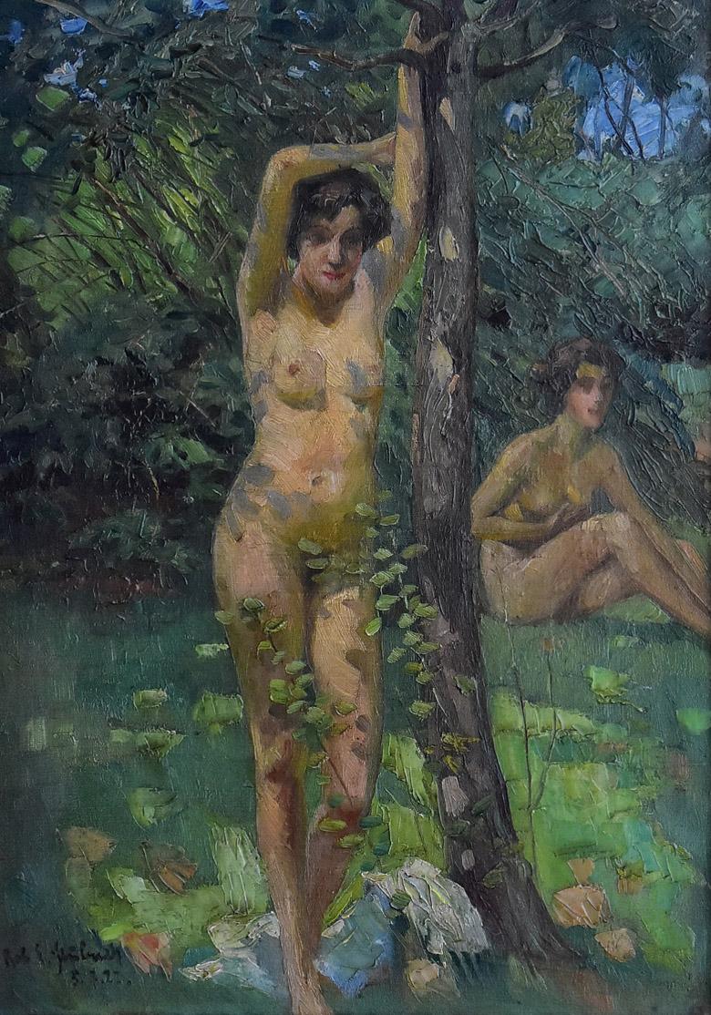 """""""Dwa akty"""", 1922"""