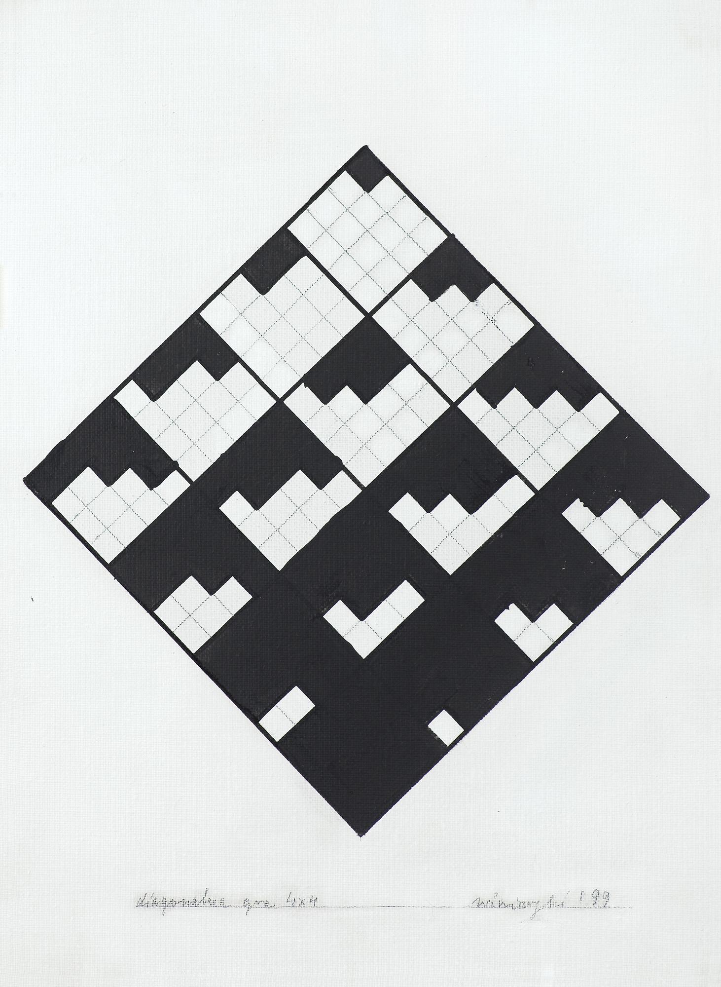 DIAGONALNA GRA, 1999