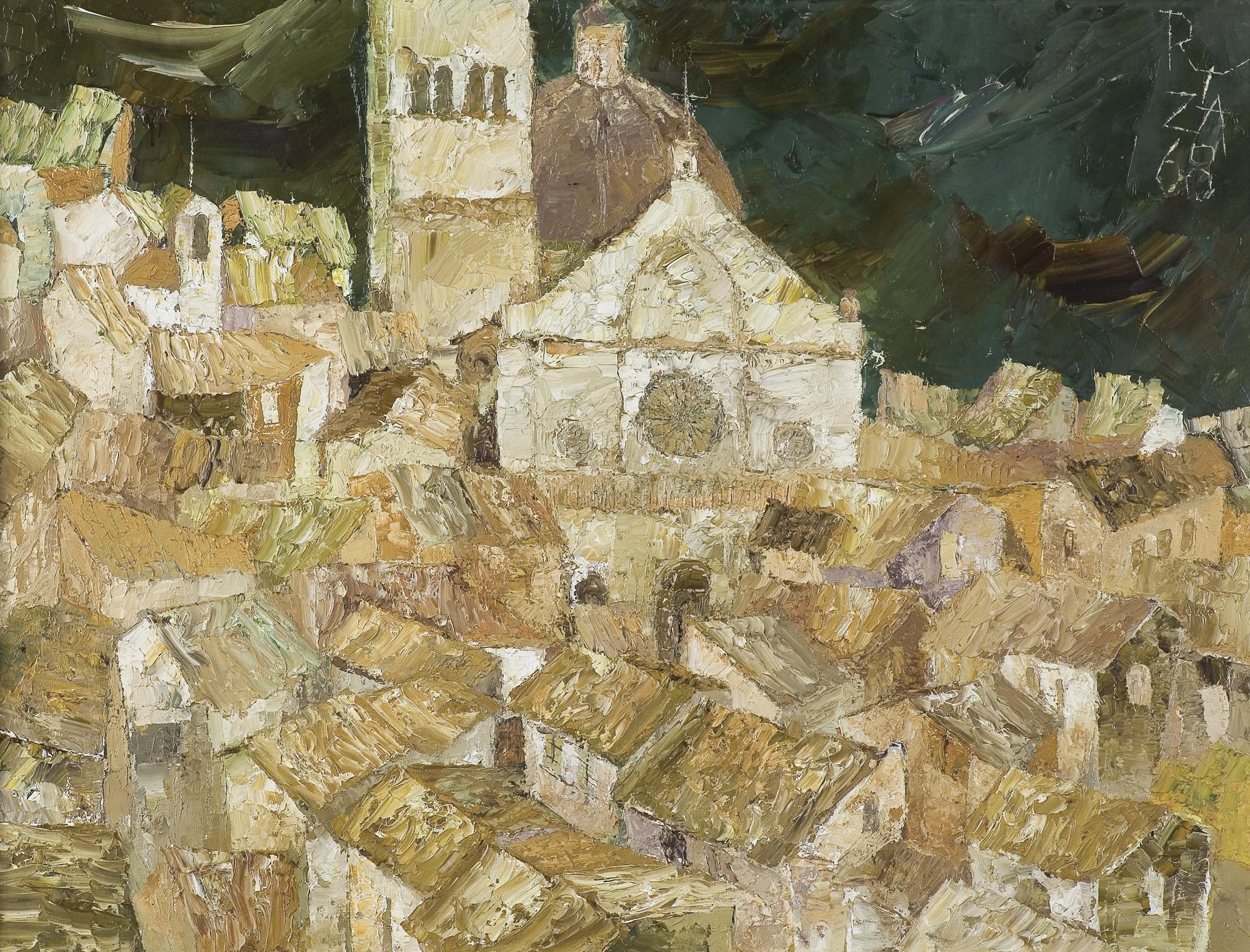 ASSISI (ASYŻ), 1968
