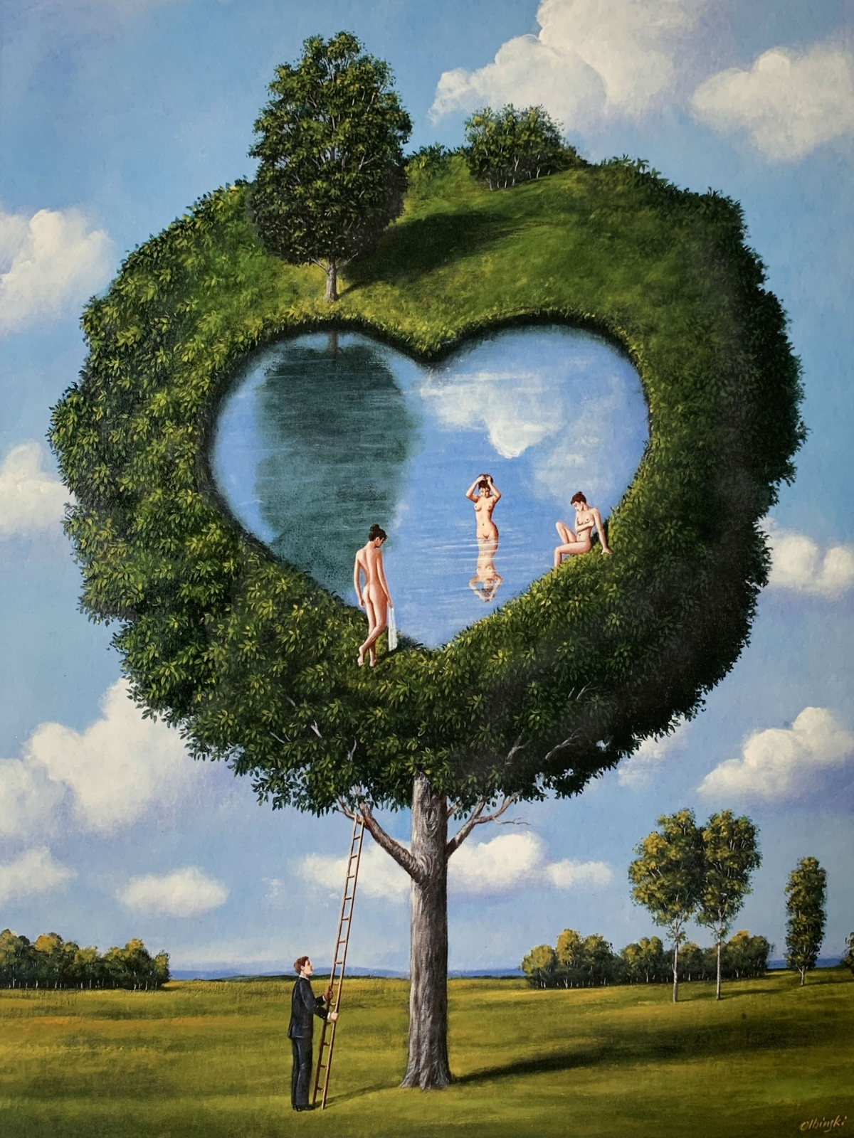 Baśnie o miłości - Trzy gracje