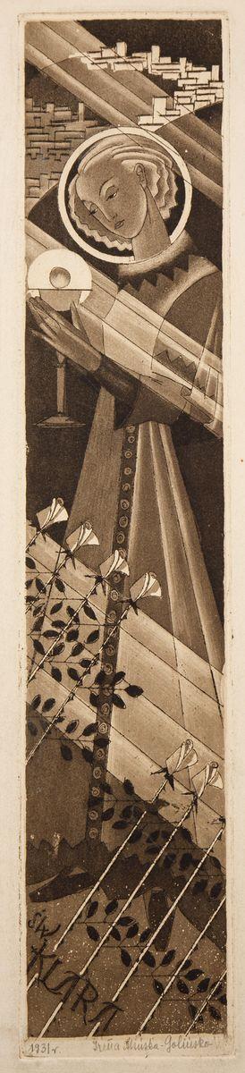 ŚWIĘTA KLARA, 1931