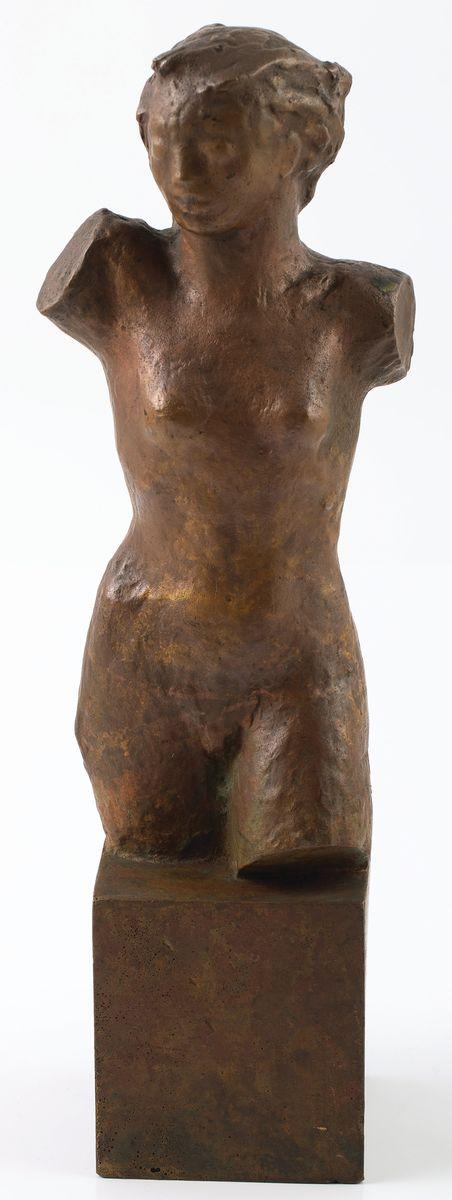 AKT KOBIECY W STYLU ART DEKO, 1937