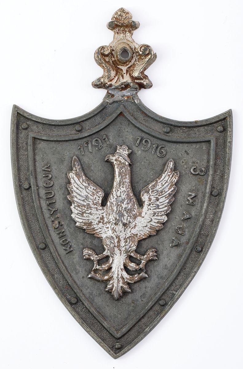 RYNGRAF PAMIĄTKOWY, Polska, 1916