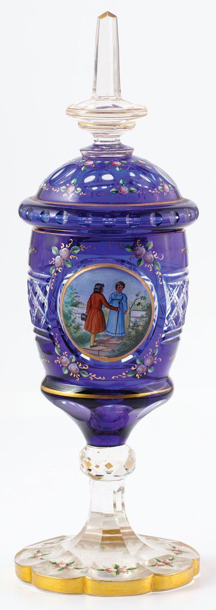 PUCHAR, Czechy, poł. XIX w.